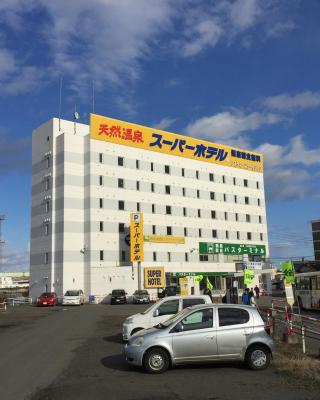 スーパーホテル 釧路駅前