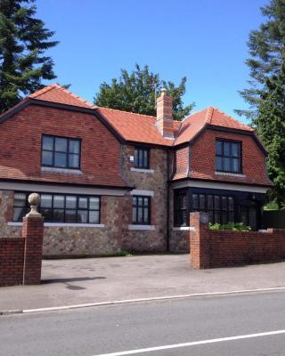 Ty Mynydd Lodge
