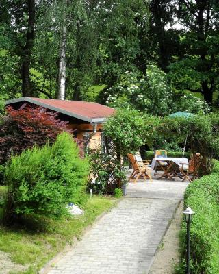 Ferienhaus am Urzeitpark Sebnitz