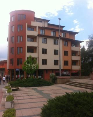 Two-Bedroom apartment in Velingrad