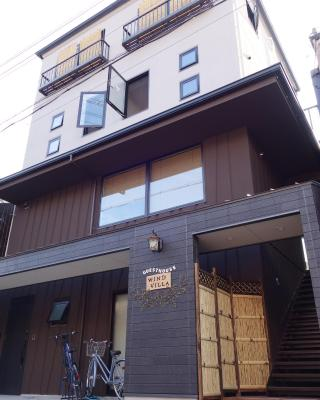 Guesthouse WIND VILLA Kyoto