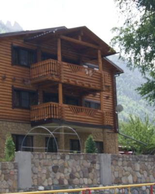 Guesthouse Irbis