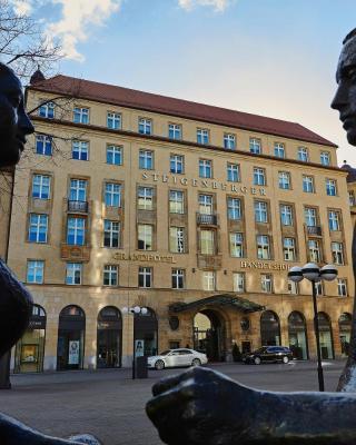 シュタイゲンベルガー グランドホテル ハンデルスホフ ライプツィヒ