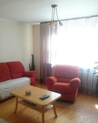 Orissaare Four-Bedroom Apartment