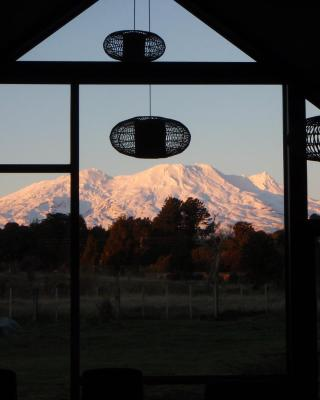 Tongariro at Makotuku B&B