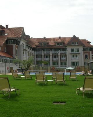 Gran Hotel Balneario De Puente Viesgo