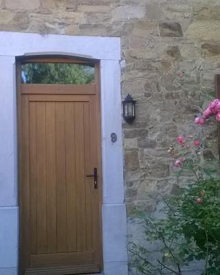 Gîte d'Hildegarde with sauna