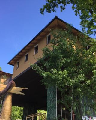 Baumhotel Styrassic Park
