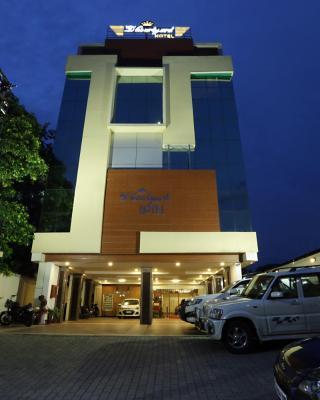 Hotel D Courtyard