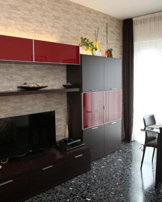 A casa di Simone a Viareggio