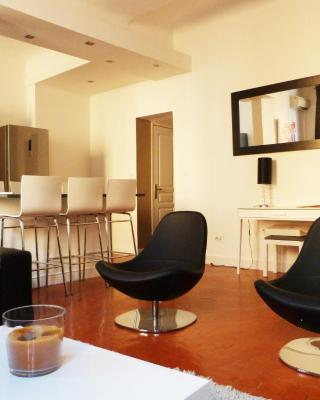 Appartement coeur historique Aix