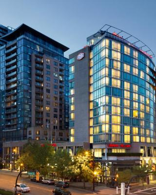 溫哥華市中心漢普頓酒店
