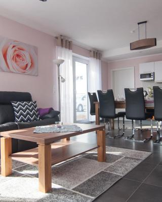 Komfortable Apartment-Wohnung