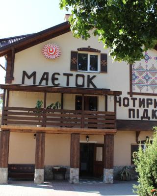 Maetok 4 Pidkovy
