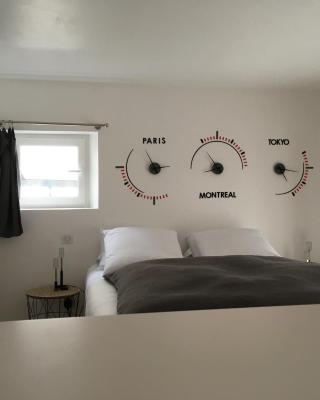 Le Dix-Huit Studio Duplex