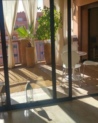 La Terrasse De Marrakech