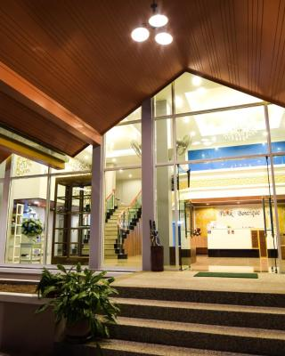 Peak Boutique City Hotel Krabi