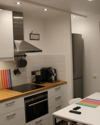 Max apartment at Varshavskaya 6