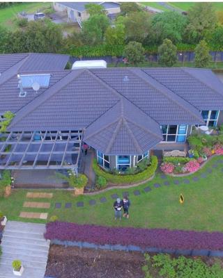 Waitomo Orchard Estate B&B