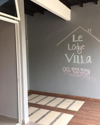 Le Lodge Villa