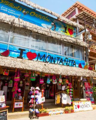 Hostal I Love Montañita Town