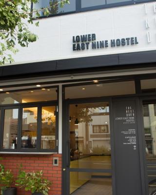 The Next Door Hostel lower east nine