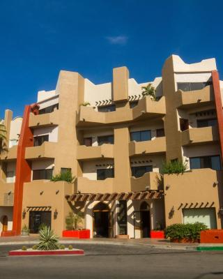 Marina Cabo Plaza Town & Beach Condos