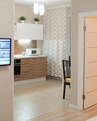 Apartment on Stavrovskaya 4