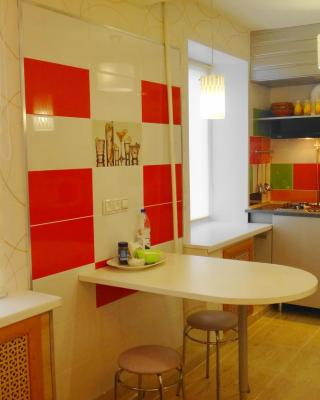 Apartment on Novgorodskaya 15