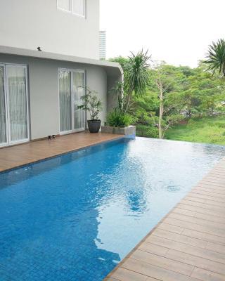 Nite and Day Residence Alam Sutera - Tanggerang