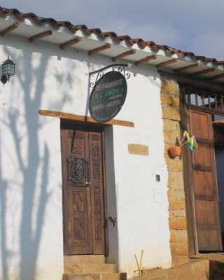 Hostal La Casona Barichara Santander