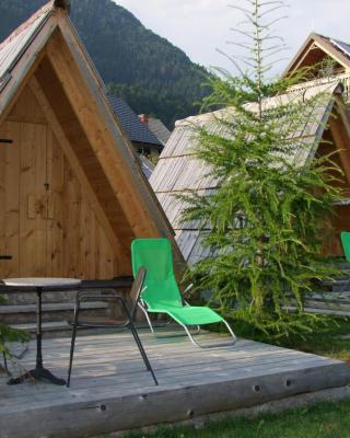 Garden ECO houses Čebelica