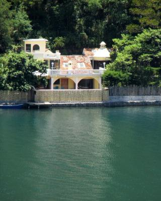 El Castillo on Lake Atitlan