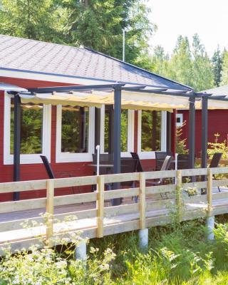 Hamgården Nature Resort Tiveden
