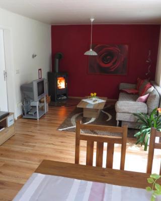 Kastavengrund - Ferienhaus Nigella mit Kamin