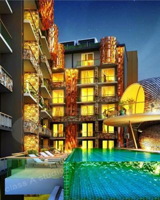 Emerald Resort Patong special studio