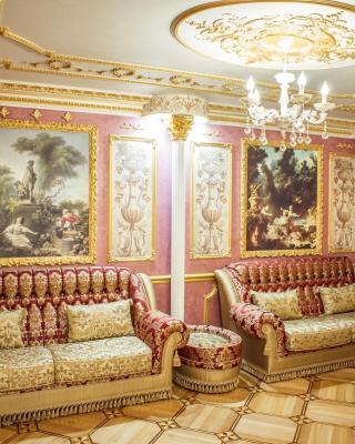 Apartments Lux on Voskresenskiy Prospekt 13 А
