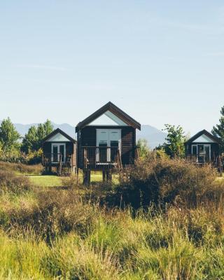 Appleby House & Rabbit Island Huts