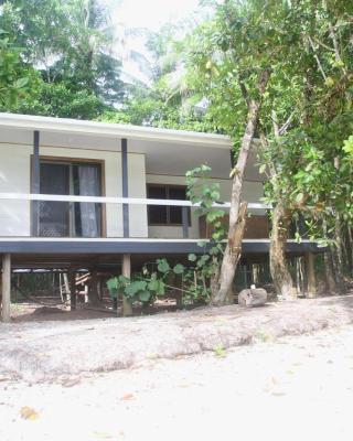 Evis Resort at Nggatirana Island