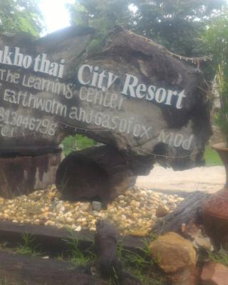 Sukhothai City Resort