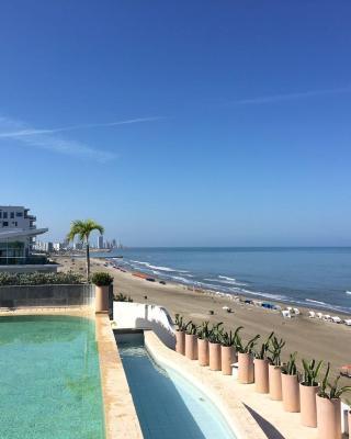 Apartamento Mar Abierto Playa Piscina