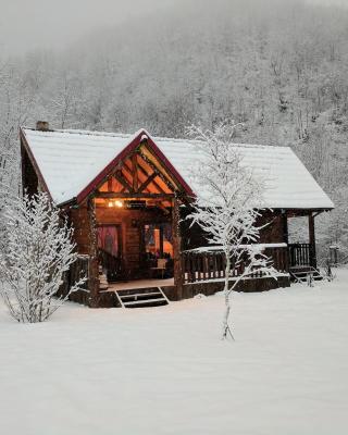 The Little Mountain Cabin