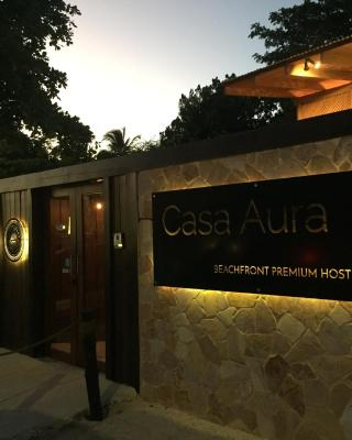 Casa Aura: Beachfront Premium Hostel