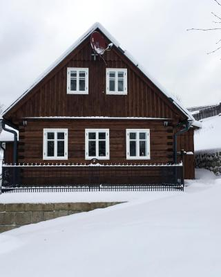 Timbered House In Jizerské Hory