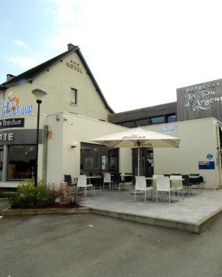 Hôtel Le Saint Loup