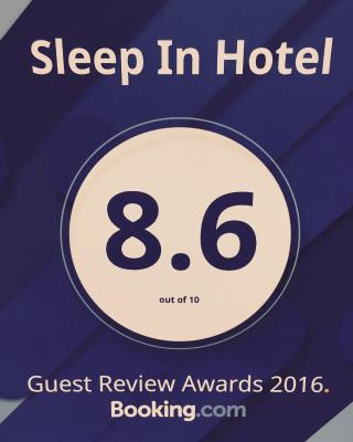 Sleep In Hotel