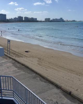 Playa Mar Beachfront Apartment at Isla Verde