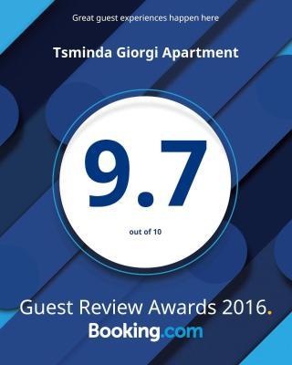 Tsminda Giorgi Apartment