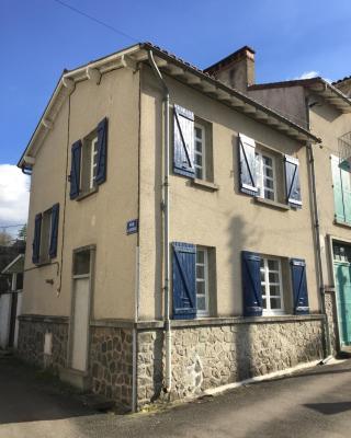 Gîte La Maison Hortensias