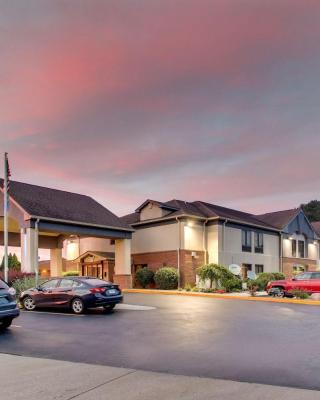 Best Western Eagles Inn